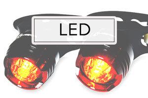 Lampe de vélo LED