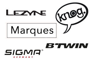 Éclairage vélo Decathlon, Knog, Sigma, comparatif