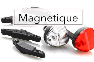 Lumière de vélo Magnetique